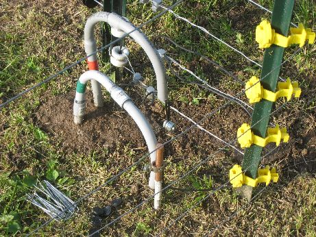 Electric Fence Garden Fence Designs and Ideas